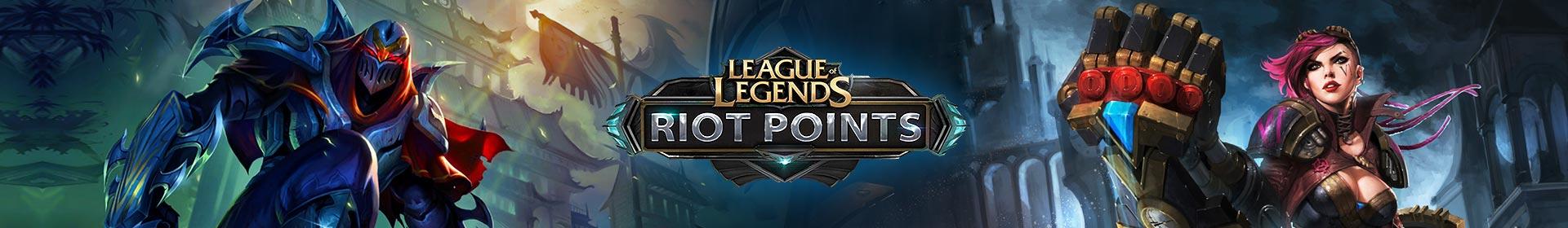 League of Legends Riot Points
