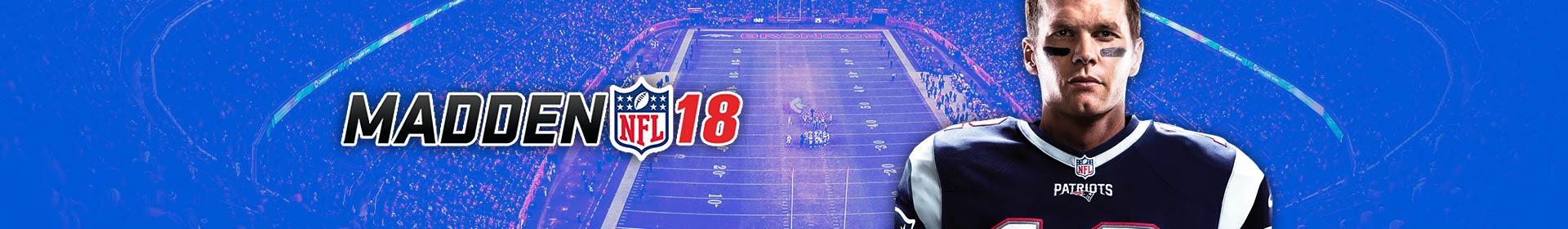 Madden NFL 18 Coins