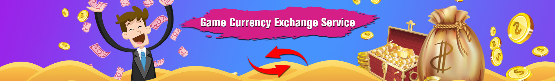 Game Currency Exchange Service